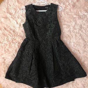 Black Ligali dress from Mendocino
